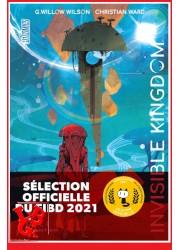 INVISIBLE KINGDOM 1 (Oct 2020) Vol. 01 Le Sentier par Hi Comics libigeek 9782378872519