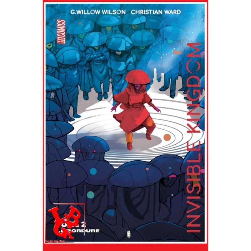 INVISIBLE KINGDOM 2 (Mai 2021) Vol. 02 La Bordure par Hi Comics libigeek 9782378872519