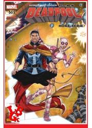 DEADPOOL HS 3 - Mensuel (Mars 2017) Vol. 03 Hors serie - Gwenpool par Panini Comics libigeek 9782809459739