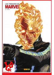 LES TRESORS DE MARVEL : 1973 (Mai 2021) Vol. 02 par Panini Comics - Softcover libigeek 9782809497823
