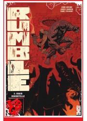 RUMBLE 2 (Sept 2016) Vol. 02 de ARCUDI - HARREN par Glenat Comics libigeek 9782344015889