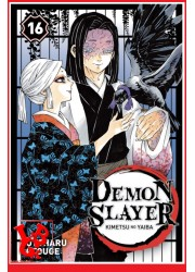 DEMON SLAYER 16 (Mars  2021) Vol. 16 - Shonen par Panini Manga libigeek 9782809495430