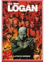 OLD MAN LOGAN 100% 2 (Dec 2020) La Fin du Monde par Panini Comics libigeek 9782809487725