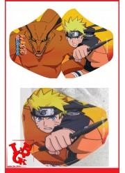 NARUTO Masque Protection visage lavable en tissu Naruto & Kurama par Popbuddies libigeek 6430063310336