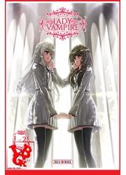 LADY VAMPIRE 2 (Mai 2019) Vol. 02 - Shonen par Panini Manga libigeek 9782302076433