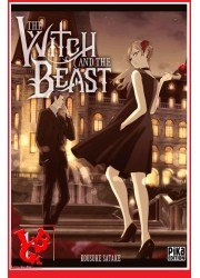 THE WITCH AND THE BEAST 1 (Mai 2021) Vol. 01 - Seinen par Pika libigeek 9782811641016