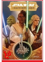 STAR WARS / La Haute République 1 Mensuel (Mai 2021) Vol. 01 par Panini Comics libigeek 9782809499803