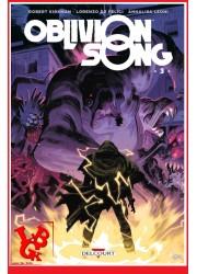 OBLIVION SONG 3 (Janv 2020) Vol. 03 - Kirkman par Delcourt Comics libigeek 9782413025047