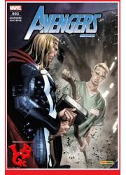 AVENGERS UNIVERSE 3 - Mensuel (Juin 2021) Vol. 03 par Panini Comics - Softcover libigeek 9782809496758