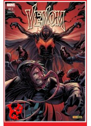 VENOM 11 - Mensuel (Juin 2021) Vol. 11 par Panini Comics - Softcover libigeek 9782809496772