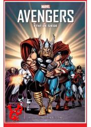 AVENGERS : Etat de siège - Panini Comics libigeek 9782809483826