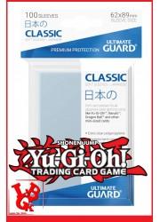 Pochettes Protection Cartes : Lot de 100 format Japonais 62x89 (Yu-Gi-Oh!, ...) libigeek 4260250072189