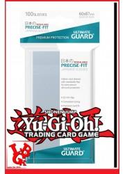 Pochettes Protection Cartes REFERMABLES: Lot de 100 format Japonais 62x89 Precise-Fit (Yu-Gi-Oh!, ...) libigeek 4260250075760