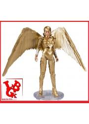 WONDER  WOMAN   Golden Armor 1984 Dc Universe Action Figure par Todd Mc Farlane libigeek 787926151237