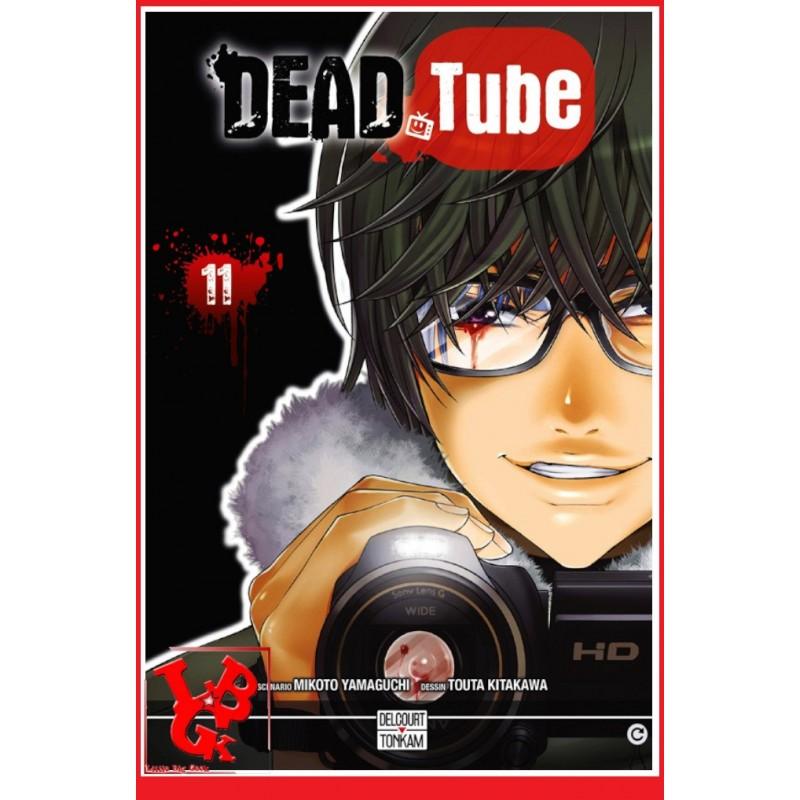 DEAD TUBE 11 / (Nov 2019) Vol. 11 par Delcourt Tonkam libigeek 9782413024255