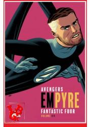 EMPYRE 4/4 (Juin 2021) Mensuel Ed. Collector Vol. 04 par Panini Comics libigeek 9782809497069