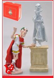 "ASTERIX & OBELIX : Statue CESAR ""Tu peux descendre Zerozerosix ..."" par Pixi-plastoy little big geek 3521320023595 - LiBiGeek"