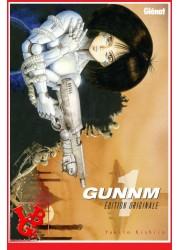 GUNNM 1 Edition Originale (Fev 2020) Vol. 01 - Shonen par Glenat Manga libigeek 9782344017548