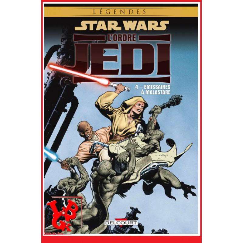 STAR WARS L'Ordre du Jedi 4 (Oct 2017) Emissaires à Malastare par Panini Comics little big geek 9782756093529 - LiBiGeek