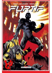 FURTIF (Juin 2021) Kirkman & Silvestri par Delcourt Comics little big geek 9782413041153 - LiBiGeek