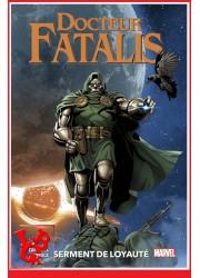 DOCTEUR FATALIS 100% 2 (Juin 2021) Serment de loyauté par Panini Comics little big geek 9782809489866 - LiBiGeek