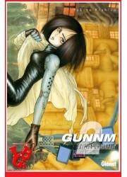 GUNNM 2 Edition Originale (Janv 2017) Vol. 02 - Shonen par Glenat Manga libigeek 9782344018415