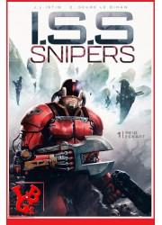 I.S.S. SNIPERS 1 (Juin 2021) Vol. 01 Istin / Seure Le Bihan par SOLEIL little big geek 9782302091344 - LiBiGeek
