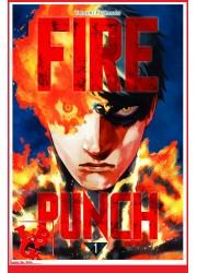 FIRE PUNCH 1 (Juin 2017) Vol.01 - Seinen par KAZE Manga little big geek 9782820328649 - LiBiGeek