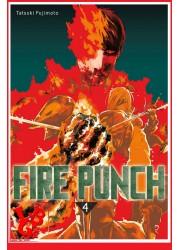 FIRE PUNCH 4 (Dec 2017) Vol.04 - Seinen par KAZE Manga little big geek 9782820329424 - LiBiGeek