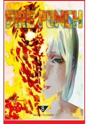 FIRE PUNCH 8 (Nov 2018) Vol.08 - Seinen par KAZE Manga little big geek 9782820332998 - LiBiGeek