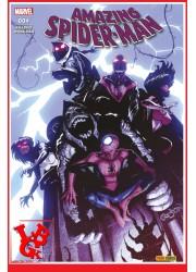 AMAZING SPIDER-MAN 4 - Mensuel (Juil 2021) Vol. 04 par Panini Comics - Softcover little big geek 9782809497878 - LiBiGeek