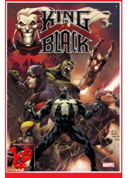 KING IN BLACK 1/4 (Juil 2021) Mensuel Ed. Souple Vol. 01 par Panini Comics little big geek 9782809499377 - LiBiGeek