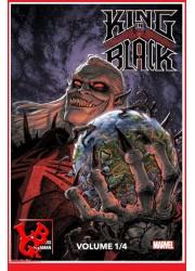 KING IN BLACK 1/4 (Juil 2021) Mensuel Ed. Collector Vol. 01 par Panini Comics little big geek 9782809499384 - LiBiGeek