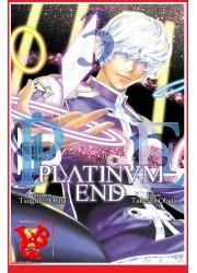 PLATINUM END 3 (Nov 2016) Vol.03 - Shonen par KAZE Manga little big geek 9782820325402 - LiBiGeek