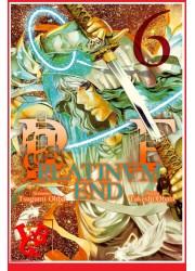 PLATINUM END 6 (Sept 2017) Vol.06 - Shonen par KAZE Manga little big geek 9782820329011 - LiBiGeek