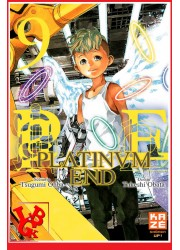 PLATINUM END 9 (Nov 2018) Vol.09 - Shonen par KAZE Manga little big geek 9782820332400 - LiBiGeek