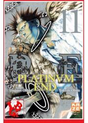 PLATINUM END 11 (Oct 2019) Vol.11 - Shonen par KAZE Manga little big geek 9782820332981 - LiBiGeek