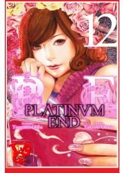 PLATINUM END 12 (Juin 2020) Vol.12 - Shonen par KAZE Manga little big geek 9782820338037 - LiBiGeek