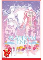 PLATINUM END 14 (Juil 2021) Vol.14 - Shonen par KAZE Manga little big geek 9782820340856 - LiBiGeek