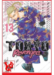 TOKYO REVENGERS 13 (Juil 2021) Vol. 13 Shonen par Glenat Manga little big geek 9782344041611 - LiBiGeek