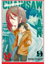 CHAINSAW MAN 9 (Juil 2021) Vol.09 Shonen par KAZE Manga little big geek 9782820340986 - LiBiGeek