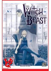 THE WITCH AND THE BEAST 2 (Juil 2021) Vol. 02 - Seinen par Pika little big geek 9782811661427 - LiBiGeek