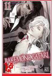 BAKEMONOGATARI 11 (Juil 2021) Vol. 11 Oh ! Great - Shonen par Pika little big geek 9782811663773 - LiBiGeek