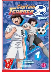 CAPTAIN TSUBASA Anime 2 (Juil 2021) Vol. 01 par Nobi! Nobi! little big geek 9782373495966 - LiBiGeek