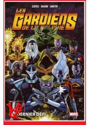 LES GARDIENS DE LA GALAXIE Marvel Deluxe (Juin 2021) Le dernier défi par Panini Comics little big geek 9782809495751 - LiBiGeek