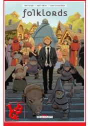 FOLKLORDS 1 (Fev 2021) - Boom! Studios - Delcourt Comics little big geek 9782413039129 - LiBiGeek