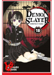 DEMON SLAYER 18 (Juil 2021) Vol. 18 - Shonen par Panini Manga little big geek 9782809498103 - LiBiGeek