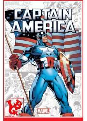 CAPTAIN AMERICA Marvel-Verse (Juil 2021) par Panini Comics little big geek 9782809495355 - LiBiGeek