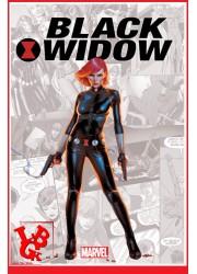 BLACK WIDOW Marvel-Verse (Juin 2021) par Panini Comics little big geek 9782809490824 - LiBiGeek