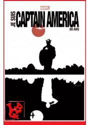 CAPTAIN AMERICA 80 ans - Je suis ( Juin 2021) Anthologie par Panini Comics little big geek 9782809495348 - LiBiGeek